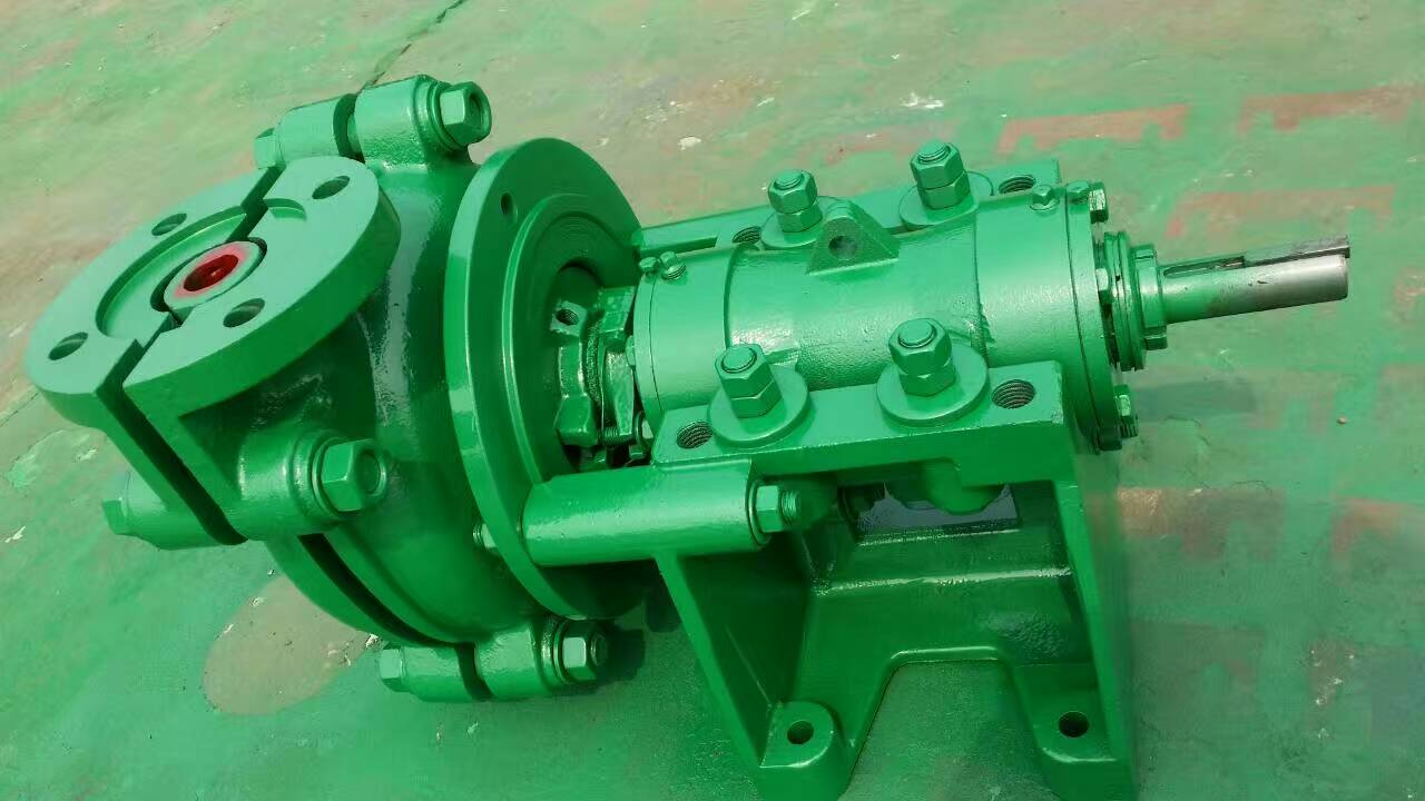 供应ZJ无堵塞渣浆泵300ZJ-1-A100程跃泵业 液下渣浆泵